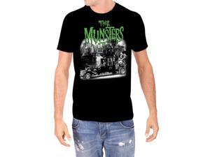 Universal Men's The Munsters Family Coach T-Shirt