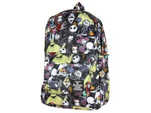 The Nightmare Before Christmas Allover Print Character Backpack