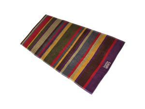 "Doctor Who 4th Doctor Multi Color Bath Towel 28"" X 55"""