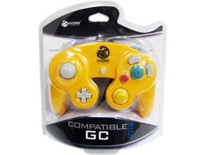 Gamecube Controller Wired Gamepad GCU Game Control Pad ORANGE