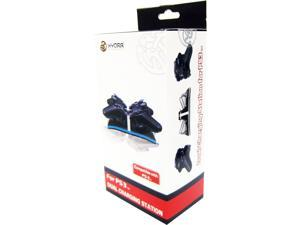 Hydra Performance Dual Charging Station Compatible with Sony Ps3 Controller - Black