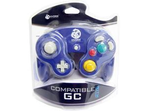 Hydra Performance® Controller for Nintendo GameCube Wired Gamepad - Purple / Indigo
