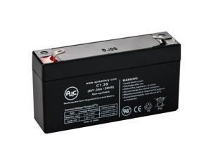 General Electric Simon 3 6V 1.3Ah UPS Battery - This is an AJC Brand® Replacement