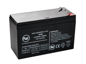 Alpha Technologies Pinnacle Plus 2000T, 017-751-20 12V 8Ah UPS Battery - This is an AJC Brand® Replacement