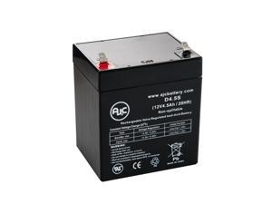 Chamberlain HD900D 12V 4.5Ah Emergency Light Battery - This is an AJC Brand® Replacement