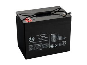 Eaton Powerware PWHR12280W4FR 12V 75Ah UPS Battery - This is an AJC Brand® Replacement