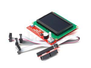 Smart Controller LCD 12864 LCD Controller for 3D Printer RepRap RAMPS1.4
