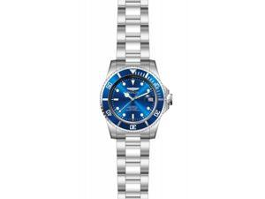 Invicta Men's 9094c Pro Diver Automatic 3 Hand Blue Dial  Watch