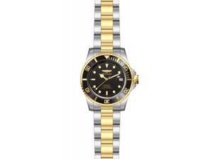 Invicta Men's 8927C Pro Diver Automatic 3 Hand Black Dial  Watch
