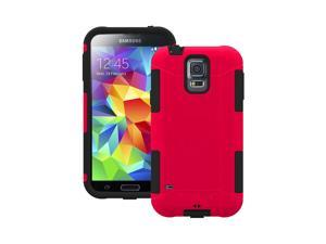 Trident Case Aegis for Samsung Galaxy S5 - Retail Packaging - Red