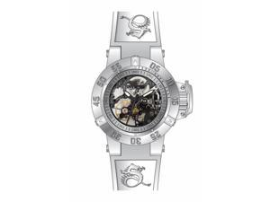 Invicta Women's 17143 Subaqua Mechanical 3 Hand Silver Dial  Watch