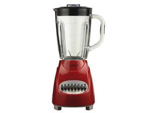 Brentwood Appliances, Inc. JB-920R 12 Speed Blender with Glass Jar (Red)