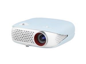 L.G  PW800 Compact Pebble Design Smart Minibeam Projector