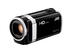 JVC Everio Flash Memory GZ-HM65BUS HD 40x Optical Zoom Camcorder w/Touchscreen