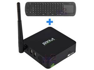 RKM MK902II 16GB Quad Core RK3288 Android 4.4 TV Box XBMC Bluetooth WiFi Measy USB RC12 Air Mouse Touchpad