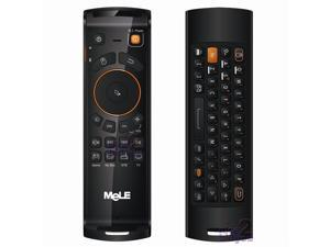MeLE F10 Deluxe 2.4GHz USB Wireless 6 Axial Gyro IR Learning Air Mouse Keyboard Remote Control for Android TV Box Media Player Smart HDTV Window PC