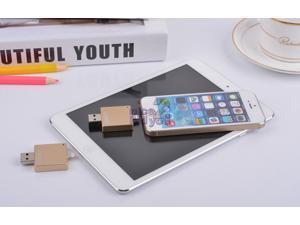 NEW iFlash 16GB OTG USB Lightning Flash Disk iPhone 5 5S 6 Plus iPad Air Mini