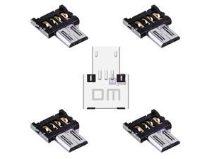 Wholesale Lot of 50x DM Micro USB Male to USB Flash Drive OTG Adapter Adaptor Converter Convertor for Android Smartphone Mobile Cell Tablet PC