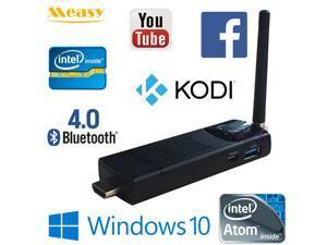 Measy T8C Windows 10 TV Stick Intel Atom Cherry Trail X-Z8300 Quad Core CPU 2GB DDR3 32GB eMMC HDMI Bluetooth WIFI KODI Media Player Mini PC Internet Streamer