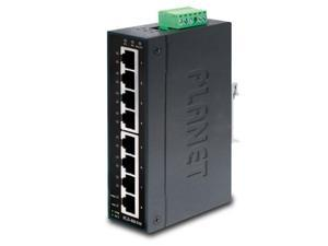 Planet Technology IGS-801M 8-Port 10/100/1000Mbps Managed Industrial Ethernet Switch