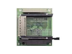 Advantech PCM-3115 PC/104-Plus 2-Slot Cardbus PCMCIA Expansion Module