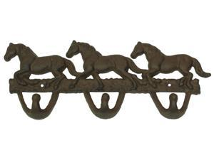Cast Iron Horse Hook Rust-0170S-01538