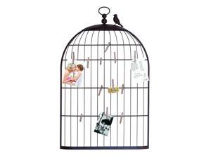 Unique Photo Holder As A Charming Bird Cage - 63350