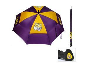 Lsu Tigers Ncaa 62 Inch Double Canopy Umbrella