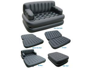 Pure Comfort 5 in 1 Sofa Bed