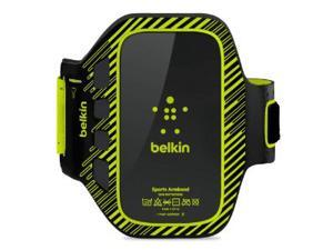 BELKIN EaseFit Plus Black/Lime Armband For Samsung Galaxy S III F8M409TTC02