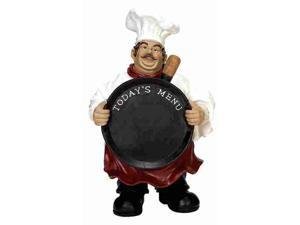 Polystone Chef Chalk Board To Feel Yourself At Royal Reception - 35538