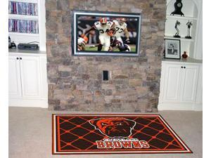 "NFL - Cleveland Browns Rug 5x8 60""x92"""