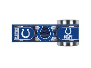 Great American Products Indianapolis Colts Can Holder Stainless Steel Can Holder