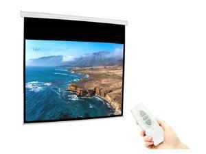 "FAVI 100"" Electric Projector Screen - 4:3 (P-100)"