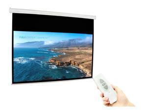 "FAVI 120"" Electric Projector Screen - 16:9 (HD-120)"