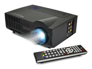 FAVI G3 LED LCD (SVGA) Mini Video Projector - US Version (Includes Warranty) - DIY Series (RioHD-LED-G3)