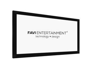 FAVI 135 inch 16:9 Fixed-Frame Projector Screen - 16:9 (FF3-HD-135)