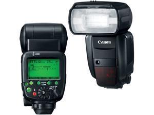 CANON Speedlite 600EX-RT Flash + 3pc best Flash Kit for Canon EOS 1D, 1DS, 1D X, 5D Mark II III, 60D, 7D, Rebel T3, T3i, T4i Digital SLR Cameras