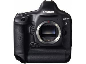"Canon EOS-1D X Digital SLR Camera (Body Only) 18.1 Megapixel - 3.2"" LCD Screen"