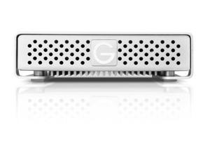 G-Technology G-DRIVE mobile 1TB Portable FireWire and USB 3.0 Drive for Time-Machine (0G02391) Refurbished
