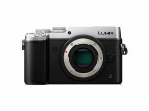 Panasonic DMC-GX8KBODY LUMIX GX8 Interchangeable Lens (DSLM) Camera Body Only