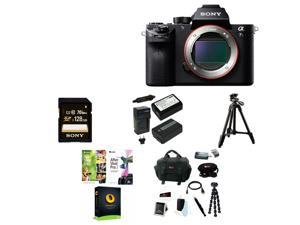 Sony a7s II: Alpha a7SII Mirrorless Digital Camera Bundle