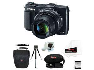 CANON G1: Canon PowerShot G1 IS Digital Camera X Mark II Digital Camera with 32GB Deluxe Accessory Kit