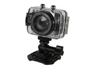 Vivitar DVR785HD-BLK-KHL Mini Sport Digital Video Camera with 2-Inch LCD with Touchscreen, Black