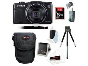 CANON SX710: Canon PowerShot SX710 IS Digital Camera with 16GB Accessory Bundle