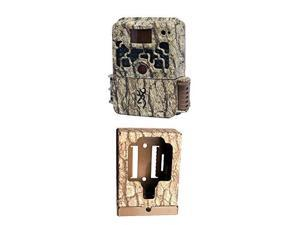 Browning STRIKE FORCE HD Sub Micro Trail Camera (10MP) with Browning Trail Camera Security Box
