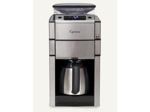 Capresso CoffeeTEAM PRO Plus with Thermal Carafe Coffee Maker