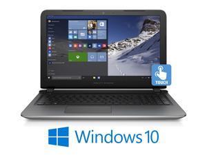 "HP Pavilion 15-ab143cl AMD Quad-Core A10, 12GB, 15.6"" Full HD LED, Win 10 Laptop"
