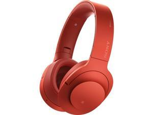 Sony MDR-100ABN/P h.ear on Wireless NC (Cinnabar Red)