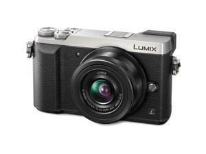 Panasonic Lumix DMC-GX85 Mirrorless Micro 4/3 Camera with 12-32mm Lens (Silver)